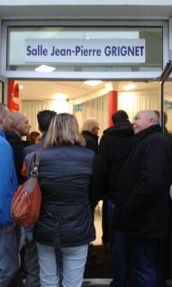 soutien à la mobilisation des salariés de l'hôpital de Denain