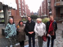 Hommage à Salvador Allende à Villeneuve d'Ascq